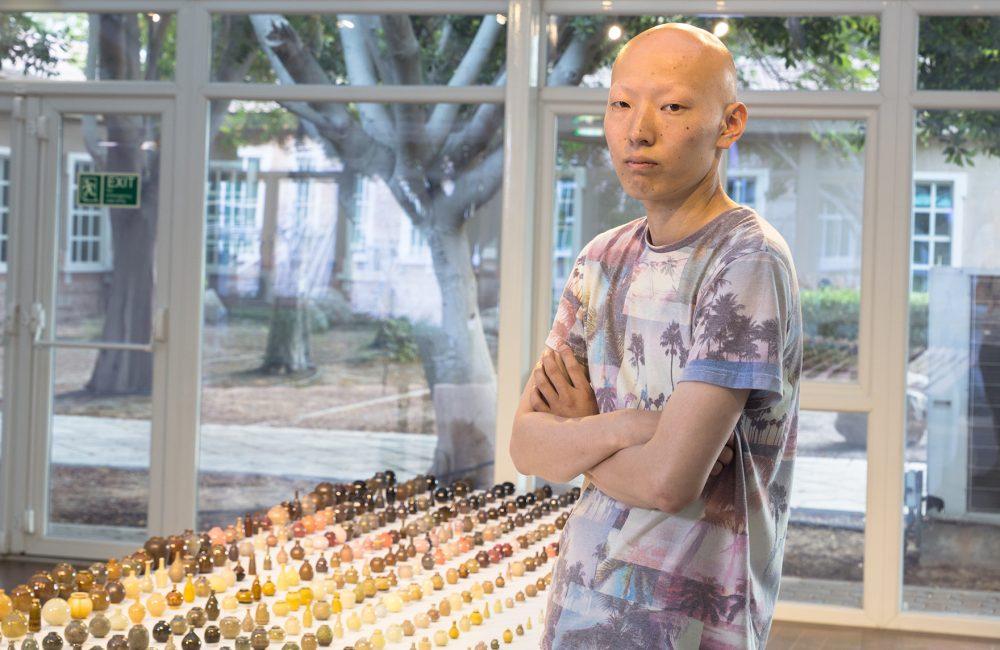Ceramicist Yuta Segawa