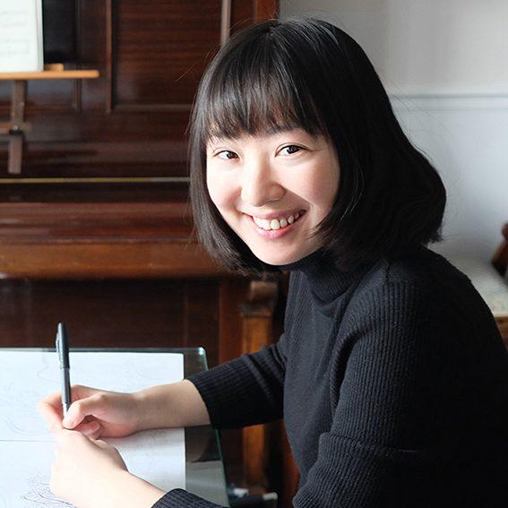 Yijing Li portrait