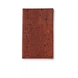Unusual Gifts for Him - Cork Cardholder Brown