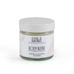 Palm oil free - vegan grapefruit body butter